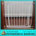 Eco- amigável metal fácil alça expansível portão de cão