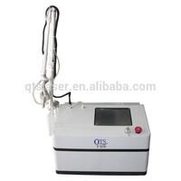 home use co2 fractional laser for wrinkle spot scar pigment removal equipment/medical fractional co2 laser machine