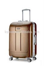 new product PC aluminum frame suitcase Custom LOGO fashion Luggage