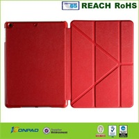 flip leather case for ipad 5 air