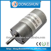 DS-37RS3540 brush long lifespan 1000 hour 12v electric motor gearbox