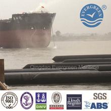 ship boat vessel launching marine airbag,marine rubber airbag ,inflatable marine rubber airbag