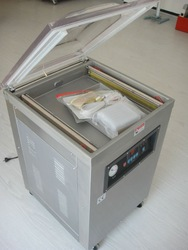 Single desktop DZ400T Vacuum tray sealer industrial vacuum sealer