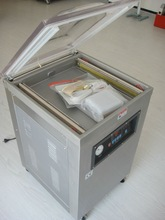 Single desktop DZ400T Vacuum tray sealer industrial vacuum sealer