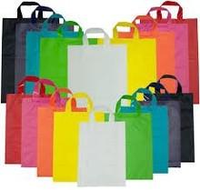 Eco-Friendly 100% Biodegradable Plastic Shopping bag Wholesale2008