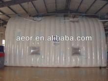 Convenient&portable cheap inflatable warehouse for sale