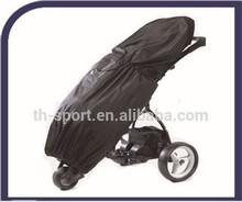 Beautiful convenient golf bag rain cover