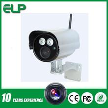 CCTV security 1.0 Megapixel 720P outdoor 2pcs array IR LED HD wifi ip camera ELP-IP7100BW