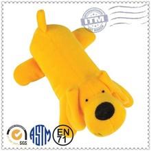 2015 new colourful super soft floppy dog plush toys pillow cushion
