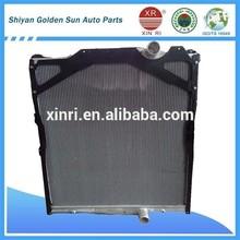 custom plate-fin water radiator for volvo