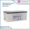 Renewable energy equipment electrical vehicle battery