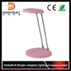With 6 years experience factory supply acrylic ball shade iron base table lamp