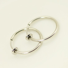 15 mm Wide Spring Fake Septum Jewelry Make Fashion Jewelry Rings