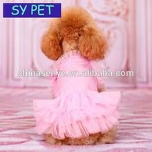 wholesale dog dress, cute dog dress fashion pet clothing