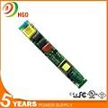 Hg-502 22w aislada del tubo del led del controlador t8
