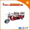 novo modelo com novo design novo romance barato bateria de passageiros usada e 3 carro de rodas para venda
