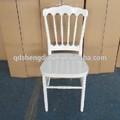 branco madeira cadeira napoleão para qualquer evento