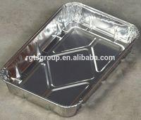 China producing food grade aluminium foil container