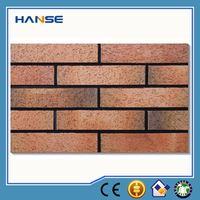 foshan factory non-radioactive hot sale klinker brick