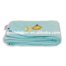 Baby and children Coral Fleece Blanket Available in Various Sizes and Designs