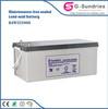 solar panel systerm batteries for e bike 12v20ah