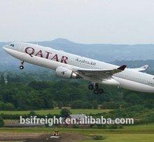 Cheap Air cargo flight from Guangzhou,China to Barcelona,Spain by Qatar Airways/QR