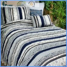 2015 european size turkish embrodery cotton bedspread