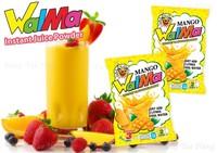 Walma Juice Powder / Mango Flavor Instant Juice Powder