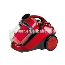 Rotary brush carpet floor vacuum cleaner