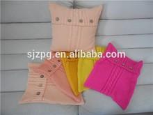 custom bulk knitted pillow cases