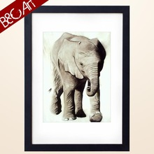 Famous animal of elephant oil painting for lobby