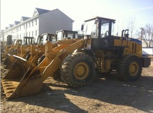 Loader 4 Wheel 2011 for sale, loader used in cheap price, loader used condition