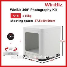 Winbiz professional 3D photography equipment flash light camera