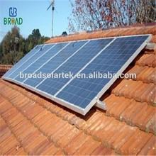 Solar PV Aluminum Roof Bracket,solar panel flat roof mounting brackets,metal roofing bracket