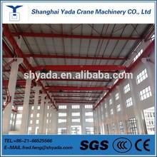EOT crane, single beam, used in workshop