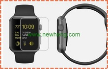 Ultra thin Clear tempered glass Screen Protectors For Apple watch