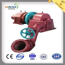 water turbine jet engine electric generator