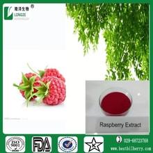 chinese Raspberry extract powder anthocyanidins 10% /Raspberry ketone 15%