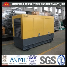 silent diesel generator for home use ,water cooled 20-1200KW with automatic transfer switch