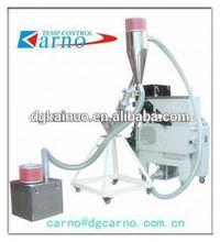 Media speed plastic film crusher machine