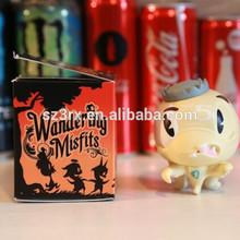 custom cartoon action figure, mini monster action figure, oem action figure manufacturer