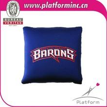 Travel decorative cushion/massage headrest for bed