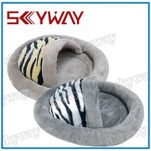 Circle Round Pet Cat Bed