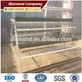 un type 3 niveaux 96 design oiseaux cages à poules couche pour le kenya sur le marché