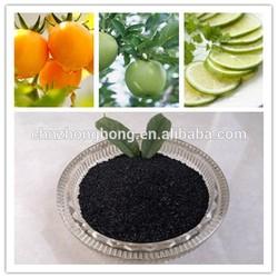 Sodium Humate Shiny Flakes Organic Fish Fertilizer