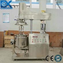 China supplier beverage emulsion making machine, vacuum emulsifying machine
