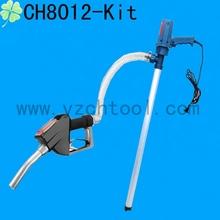Electric barrel pump/electric vanes pump