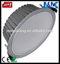 LED Downlight Aluminium Accessories 12W-15W 170*65mm Heat Sink Enclosure