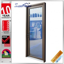 New zealand anti-noise french hinged mirror doors