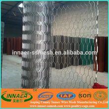 alibaba china decorative stainless steel hexagonal mesh/ chicken house